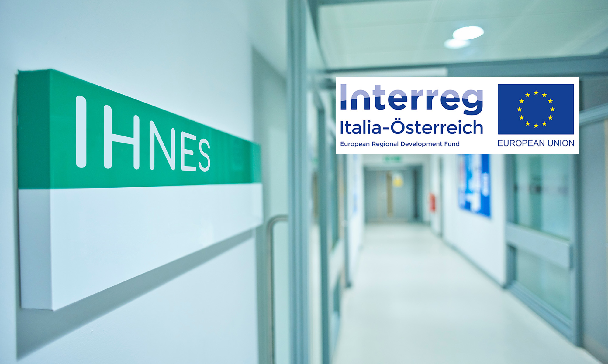 Interregional hospital network for energy sustainability